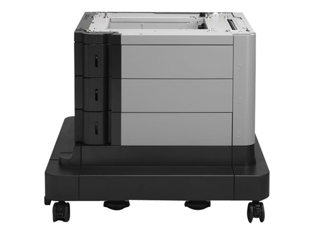 Image of HP printer base with media feeder - 1500 sheets