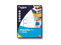 APLI PAPER - étiquettes d'expédition - 48 étiquette(s)