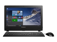 Lenovo S200z 10K4 - support de cadre - Pentium J3710 1.6 GHz - 4 Go - 1 To - LED 19.5""