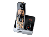 Panasonic KX-TG6721GB Trådløs telefon besvarelsessystem med opkalds-ID