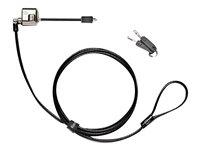 KNS cable de seguridad para ultrabook MiniSver lock 18 mts