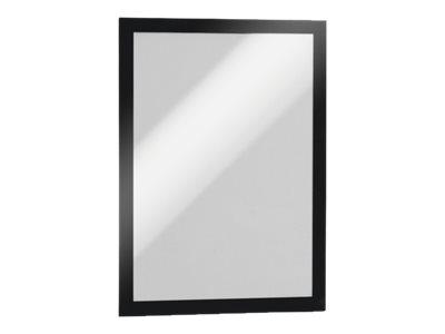DURABLE DURAFRAME - Porte-document - montage sur surface - pour A3 - noir