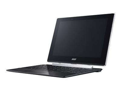 "Acer Switch V 10 SW5-017-10LE - Tablet - with keyboard dock - Atom x5 Z8350 / 1.44 GHz - Win 10 Home 64-bit - 2 GB RAM - 64 GB eMMC - 10.1"" IPS touchscreen 1280 x 800 - HD Graphics 400 - Wi-Fi, Bluetooth - shale black - kbd: US International"