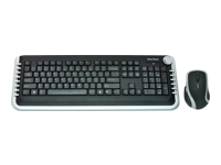 Gear Head Wireless Keyboard & Laser Mouse KBL5925W