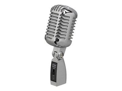 PYLE Classic Retro Vintage Style PDMICR68SL - Microphone - silver