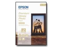 Epson Premium Glossy Photo Paper - papier photo brillant - 30 feuille(s)