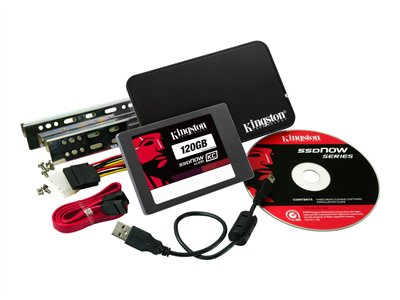 Kingston SSDNow KC100 Upgrade Bundle Kit