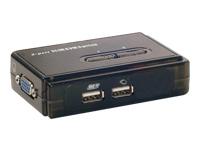 Generic Pocket - commutateur KVM - 2 ports - Ordinateur de bureau