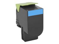 Lexmark Cartouches toner laser 80C2HC0