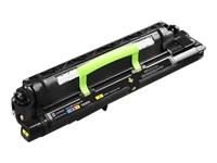 Lexmark - Yellow - original - toner cartridge LCCP - for Lexmark CS820, CS827, CX820, CX825, CX827, CX860