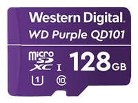 WD Purple SC QD101 WDD128G1P0C - Tarjeta de memoria flash - 128 GB