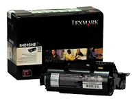 Lexmark Cartouches toner laser 64016HE