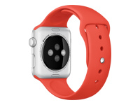 Apple 42mm Sport Band Urrem orange for Watch (42 mm)