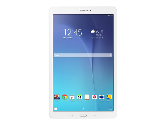 Image of Samsung Galaxy Tab E - tablet - Android - 8 GB - 9.6""