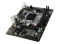 MSI H110M PRO-VD PLUS - Motherboard - micro ATX