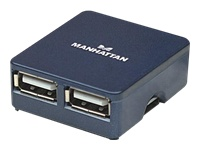 Manhattan Hi-Speed USB 2.0 Micro Hub