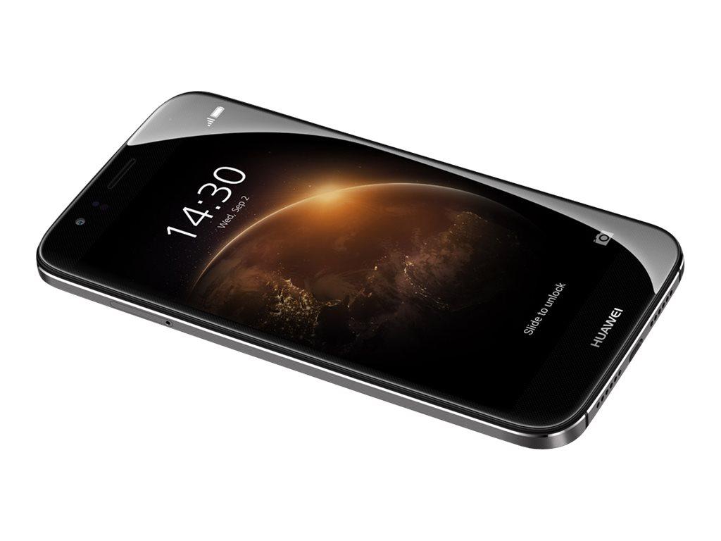 HUAWEI G8 5.5FHD 4G 32+3GB GRIS SENSOR HUELLA