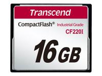 Transcend Cartes Flash TS16GCF220I