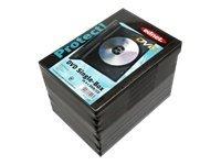 Ednet Single Box - boîtier pour DVD vidéo
