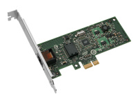 Intel Gigabit CT Desktop Adapter Netværksadapter PCIe lavprofil GigE