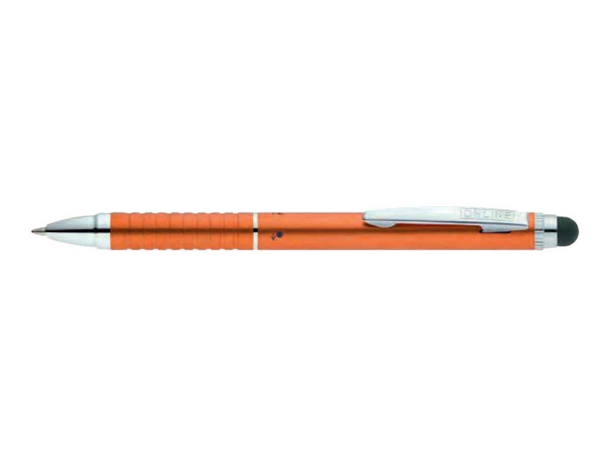 ONLINE 3-Action Stylus - 2 crayons à bille de couleur