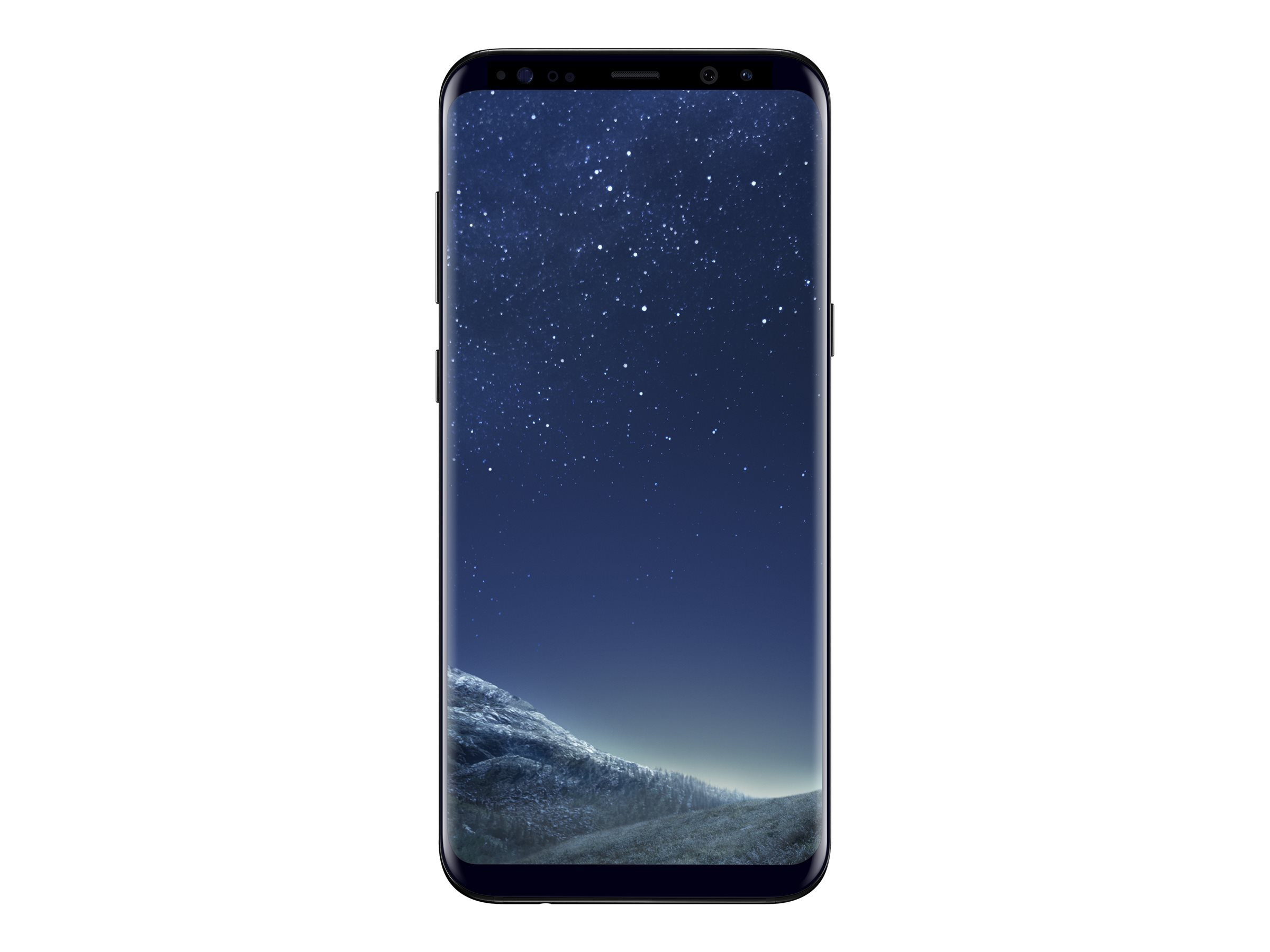 Compumail ApS Android Samsung Galaxy S8 Plus Zwart