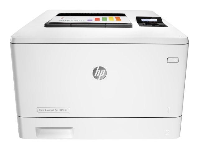 Image of HP Color LaserJet Pro M452dn - printer - colour - laser