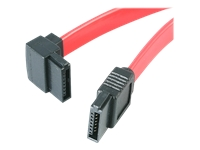 StarTech.com SATA to Left Angle SATA Serial ATA Cable