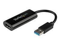 StarTech.com USB 3.0 to HDMI Adapter - Slim Design - 1920x1200