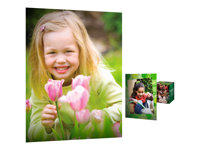 HP Everyday Photo Paper - papier photo brillant - 100 feuille(s)