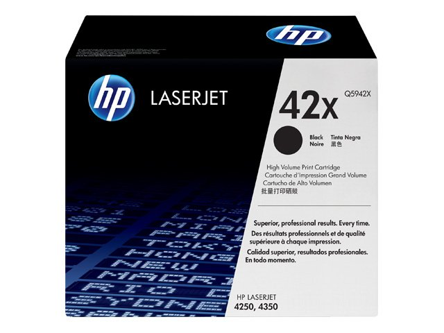 Hewlett Packard - Hp Blk Toner Cart 20K Hp Laserje