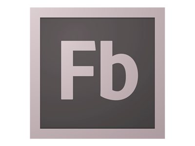 Adobe Flash Builder Standard - (v. 4.5) - licence - 1 uživatel - commercial, Consignment, nepřímá - ESD - Win, Mac - EU English