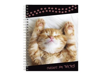 Exacompta Funny Pets - cahier scolaire