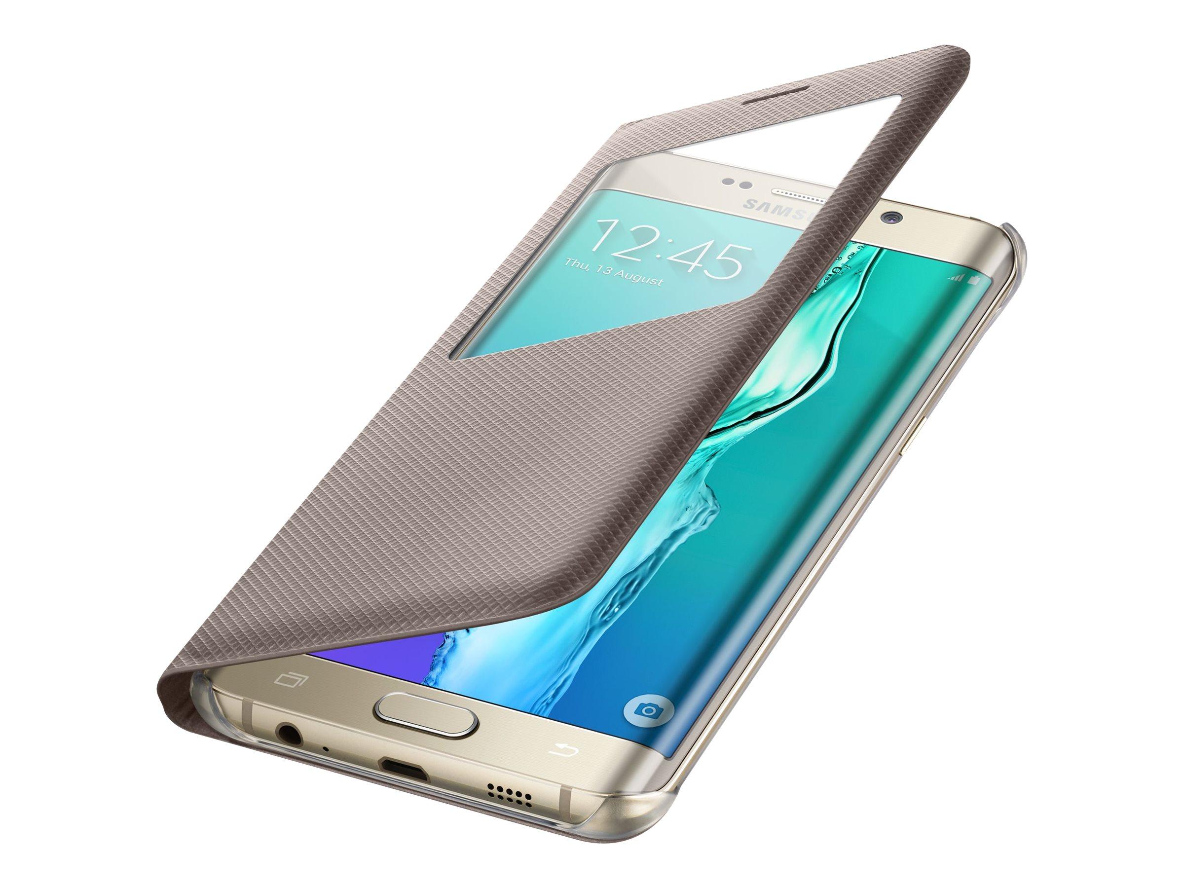 Samsung S View Cover protection à rabat pour téléphone portable