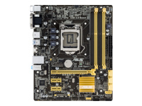 ASUS B85M-G Bundkort micro-ATX LGA1150 sokkel B85 USB 3.0 Gigabit LAN