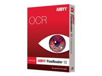 ABBYY FineReader Professional Edition (version 12 ) - licence