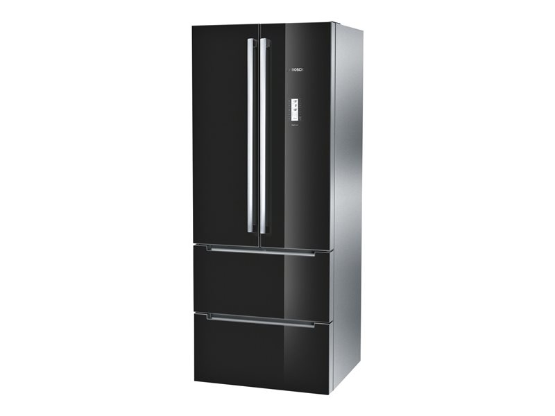 bosch serie 8 french door side by side k hlschrank kmf40sb20 schwarz kaufen g nstiger als amazon. Black Bedroom Furniture Sets. Home Design Ideas
