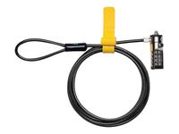 Kensington Combination Ultra Laptop Lock - câble de sécurité