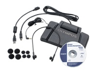 Olympus AS 7000 Transcription Kit - kit d'accessoires