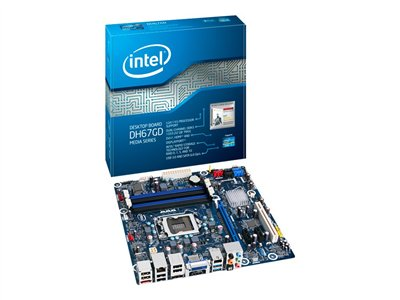 Intel Desktop Board DH67GD