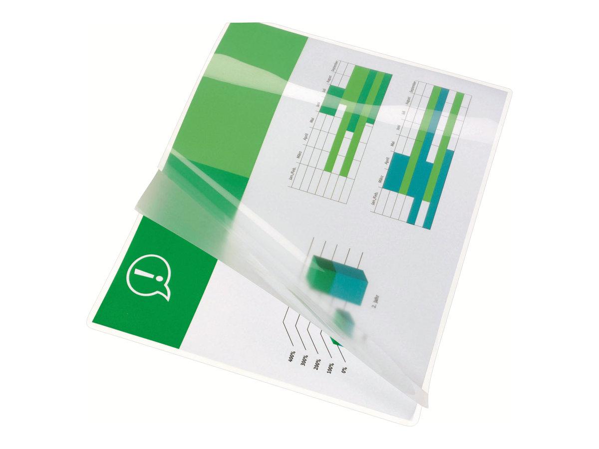GBC - 200 pochettes de plastification - 37,5 microns - A4