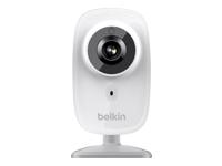 Belkin NetCam HD Wi-Fi Camera with Night Vision - caméra de surveillance réseau