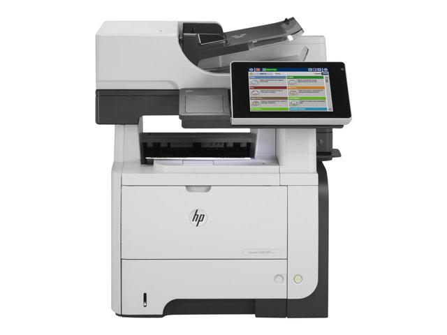 Image of HP LaserJet Enterprise 500 MFP M525f - multifunction printer ( B/W )
