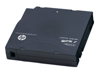 HPE Ultrium Eco Case Data Cartridge - LTO Ultrium x 20 - 6 To - support de stockage