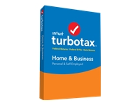 TurboTax Home & Business for Tax Year 2016