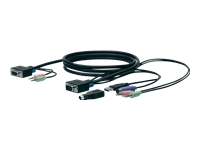Belkin C�bles-VGA & DVI F1D9102-10