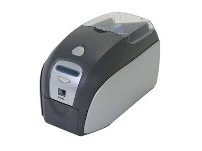 zebra p110i quikcard id solution