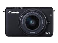 Canon EOS M10 - appareil photo numérique lentille EF-M 15-45 mm