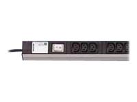 Knürr DI-STRIP Euro Plug System - unité de distribution d'alimentation