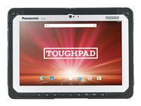 "Panasonic Toughpad FZ-A2 - Tablet - Android 6.0.1 (Marshmallow) - 32 GB eMMC - 10.1"" TFT (1920 x 1080) - microSD slot - 4G - Verizon - with Toughbook Preferred Service"